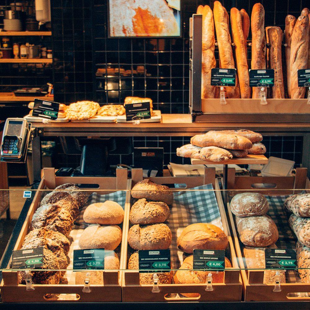 Nieuwe supermarkt op Kooiplein